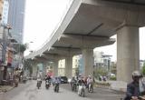 Cận cảnh tuyến Metro Nhổn - ga Hà Nội: Nơi gọn gàng, chỗ ngổn ngang