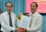Kiện toàn nhân sự TPHCM, Hà Nội, Hải Phòng và 6 địa phương