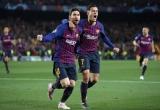 Xác định 2 cặp bán kết Champions League