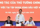 Petrolimex bất ngờ đề nghị dừng dự án lọc hóa dầu tỉ đô Nam Vân Phong