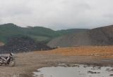 Công trường khai thác than trái phép ở Quảng Ninh: Đội lốt dự án xây nghĩa trang