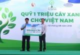 Phát huy đạo lý 'uống nước nhớ nguồn' - Vinamilk trồng 100.000 cây xanh tại Bắc Kạn