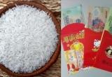 Mẹo phong thủy ngày Tết: Lì xì hũ gạo