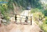 Quảng Ngãi: Chủ đầu tư 'hứa suông' trả tiền đền bù, dân bức xúc lập rào chắn đường