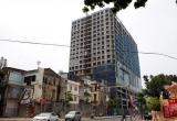 Vi phạm trật tự xây dựng ở Hà Nội: Cán bộ ra đi, công trình ở lại?