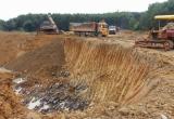 Thừa Thiên Huế: Công ty Đồng Tiến bị phạt 24 triệu đồng vì khai thác đất trái phép