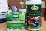 'Giật mình' với hàng loạt sản phẩm trái phép của Công ty Hồng Sâm QM?
