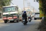 Gian nan tách làn đường cho xe máy