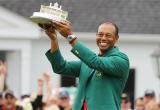 Tiger Woods chấm dứt cơn khát danh hiệu major