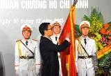 Đại học Mỹ thuật Việt Nam đón nhận Huân chương Hồ Chí Minh