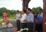 Báo Pháp luật Việt Nam: 'Hành trình tháng 7 tri ân'