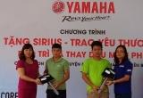 Tặng 50 xe máy hỗ trợ đồng bào vùng lũ Yên Bái, Sơn La