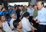 Cháy chung cư Carina Plaza: Phó thủ tướng yêu cầu xử lý nghiêm cá nhân, tổ chức liên quan