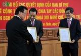 Thứ trưởng Bộ Tư pháp Trần Tiến Dũng làm Phó Bí thư Tỉnh ủy Lai Châu