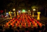 Liên Hoa Hội Thượng tại Lễ hội mùa Xuân Côn Sơn - Kiếp Bạc năm 2017