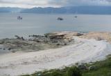 Bình Thuận đề nghị ngừng triển khai cấp phép 'đổ bùn ra biển'