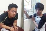 Hà Nội: Hai thanh niên hùng hổ cầm thanh sắt vụt cảnh sát cơ động