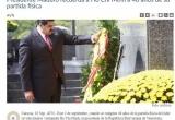 Tổng thống Venezuela Maduro ngợi ca Chủ tịch Hồ Chí Minh