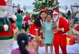 Đại tiệc giáng sinh 'Đỉnh - Chất - Tuyệt' tại công viên ven sông lớn nhất Sài Gòn
