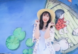Muôn góc sống ảo tại ngôi làng tranh vẽ nổi tiếng ở Quảng Nam