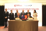 Tập đoàn T&T Group ký kết biên bản ghi nhớ hợp tác toàn diện với hiệp hội doanh nghiệp HunterNet