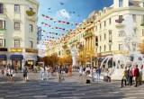 Thiết kế tối ưu cho kinh doanh thời trang, phố mua sắm châu Âu ở Hạ Long có gì đặc biệt?