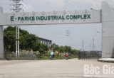 Bắc Giang: Xử phạt Công ty E-Parks vì tàn phá môi trường