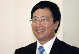 Phó Thủ tướng Phạm Bình Minh đối thoại với cộng đồng doanh nghiệp