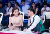 Huyền My ngồi 'ghế nóng' bình luận viên Người đẹp Nhân ái
