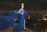 Hoa hậu Hoàng Kim quyến rũ, hé lộ việc góp mặt trong phim 'Hậu duệ mặt trời'