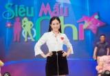 Mai Thanh Hà thanh lịch làm giáo khảo cùng Á hậu Trịnh Kim Chi