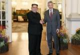 Ông Kim Jong-un nói gì khi lần đầu gặp Thủ tướng Lý Hiển Long?