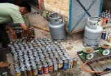 Bình Thuận: Phát hiện 4 cơ sở kinh doanh sang chiết, nạp gas trái phép