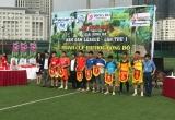 Khai mạc giải Bóng đá Nam Đàn League - Lần thứ 1