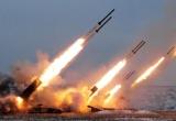 Căn cứ quân sự Syria bị tấn công tên lửa sau vụ vũ khí hóa học