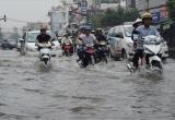 Triều cường vượt báo động 3, TP Hồ Chí Minh sẽ ngập nặng