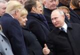 Ông Putin đối thoại cùng ông Trump tại Paris