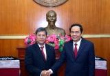 Tạo điều kiện hơn nữa cho cộng đồng người Việt nhập quốc tịch Lào