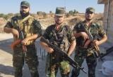 Quân đội Nga trao huân chương cho Tiger Force tại Syria
