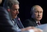 Tổng thống Nga Putin gọi người phiên dịch sửa lời mình là 'kẻ cướp'