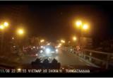 NÓNG: Camera hành trình ghi lại nguyên nhân vụ taxi 'điên'