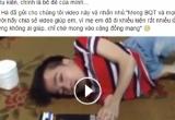 Nghệ An: Xé lòng clip thanh niên khuyết tật kêu cứu cho mẹ