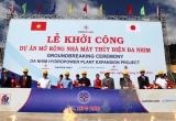 Khởi công mở rộng Dự án Nhà máy thủy điện Đa Nhim