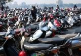 Hà Nội: Trông giữ xe sai quy định, lãnh đạo địa phương phải 'chịu tội'