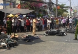 TP Hồ Chí Minh: Tai nạn thảm khốc 6 người thương vong
