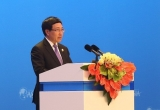 Phó Thủ tướng Phạm Bình Minh phát biểu tại Diễn đàn châu Á Bác Ngao