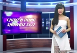 Bản tin Chuyển động Showbiz 24/7 ngày 5/6/2016