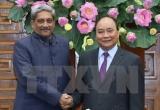 """Thủ tướng Nguyễn Xuân Phúc: """"Việt Nam và Ấn Độ có sự tin cậy lẫn nhau về chính trị"""""""