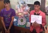 Lực lượng chức năng Việt Nam - Lào bắt 2 đối tượng, thu 35kg thuốc phiện