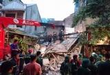 Nhân chứng hốt hoảng kể về vụ sập nhà 43 Cửa Bắc